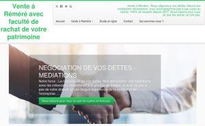 Création de site Web avec Référencement