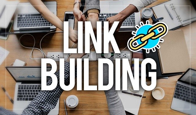 link building campagne backlinks